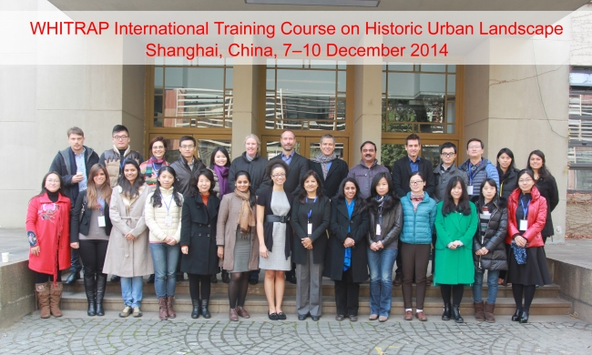 Group Photo of HUL Traing Course_Dec